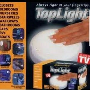 💡NEW💡 AS SEEN ON TV Tap Lights